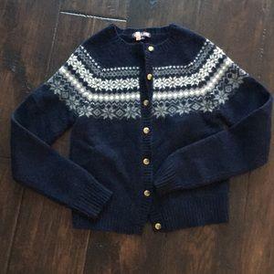 Eland wool cardigan